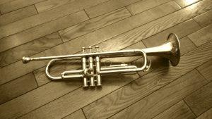 トランペットで綺麗な高い音を出す方法と、間違えやすい方法